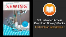 First Time Sewing The Absolute Beginners Guide Learn By Doing - Step-By-Step Basics And Easy Projects EBOOK (PDF) REVIEW