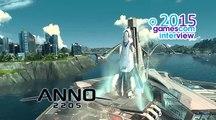 Anno 2205 - gamescom 2015-Interview