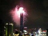 2008 Taipei 101 Fireworks / 2008 台北101 跨年煙火