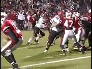 Connor Shaw football highlights