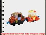 Chuggington StackTrack LC54024 - Hodge mit Popcorn-Anh?nger