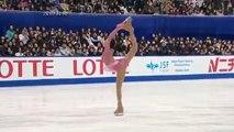 Mao Asada  浅田真央 2009 Japanese Nationals (SP)