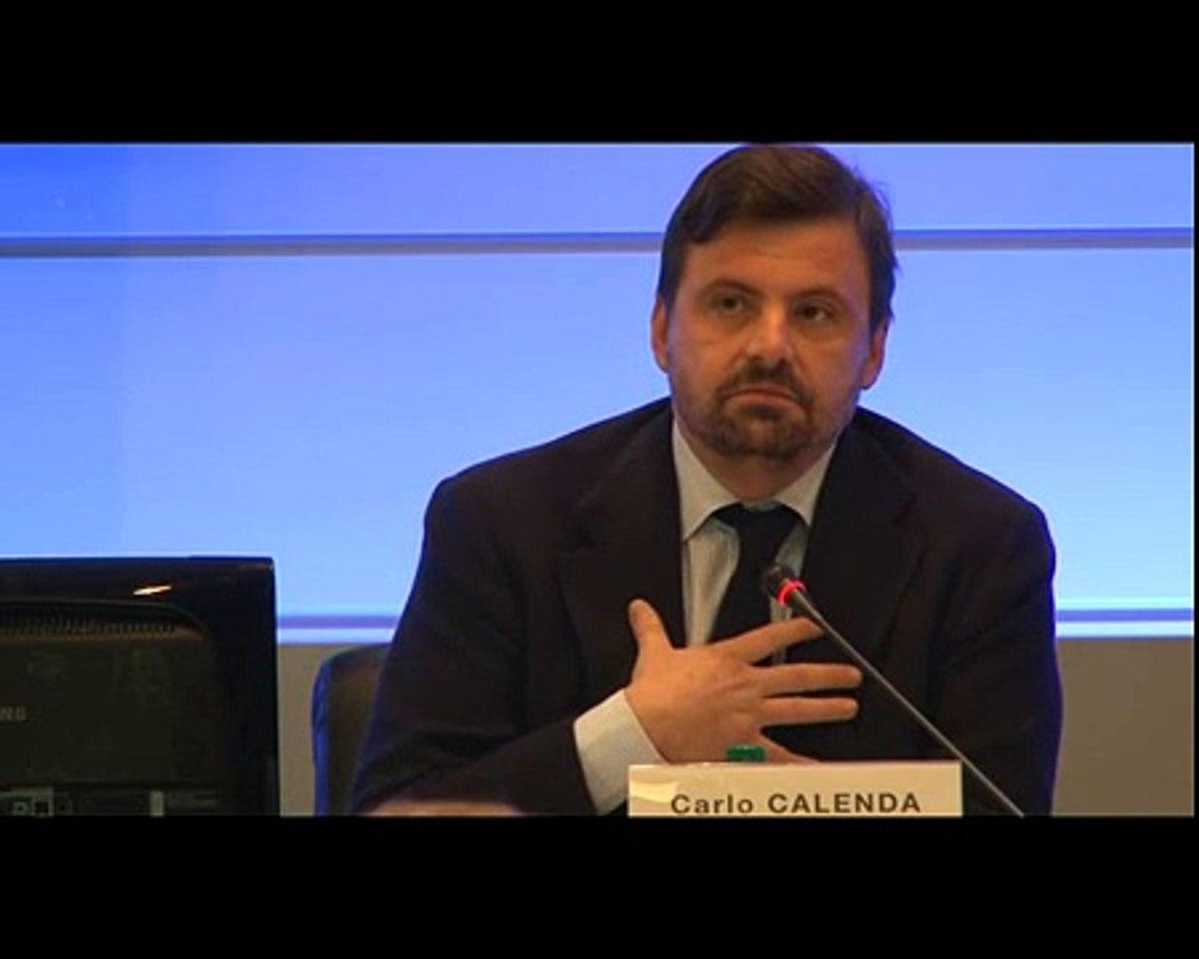 Intervento di Carlo Calenda, Viceministro dello Sviluppo Economico
