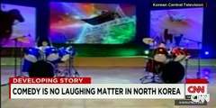 UNBELIEVABLE!!     Comedy no laughing matter in North Korea Amazing!!! - HD