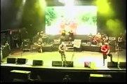 TVES: El Libertador, por Ska-P en el concierto en Caracas el 6 de abril de 2012