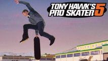Tony Hawk Pro Skater 5 : Conference with Tony Hawk and Gameplay HD 1080p 30fps - E3 2015