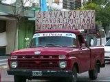 Tractorazo en La Paz - Entre Rios - Argentina