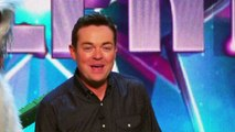 Britain's Got Talent - Can David Walliams beat a dog in an agility test- - Audition Week 1 - Britain's Got Talent 2015