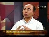 Gustavo Yamada, experto en economía laboral de la UP, Universidad del Pacífico. Entrevista Parte 1