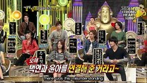 SNSD Yoona prefer Lee Seung gi over 2PM Ok Taecyeon