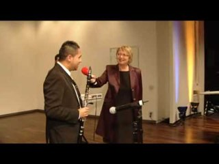 ISA PINI U PARLAMENT BERLIN ZA MINISTER: OLAF SCHOLZ