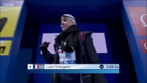 200m papillon F (demi-finales) - ChM 2015 natation (Lara Grangeon)