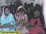 Three Hindu Girls converted Islam on 13th Aug in Lahore.