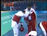 Wu Jing Yu 49kg Women's Final Good Luck Beijing 2008