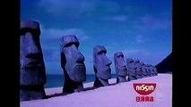 Retro Japanese Commercials 01: Nissin U.F.O Ramen (1989 - 1080p)