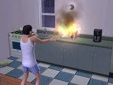 Intense Gamers - A Machinima Made Using The Sims 2