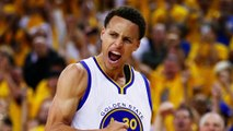 Stephen Curry Talks Playing Golf with President Obama