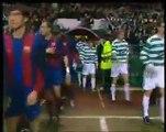 celtic barcelona    you''ll never walk alone