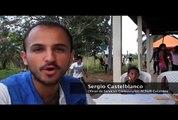 Trabajador de ACNUR explica su misión de acompañamiento a 130 indígenas Emberá Chamí