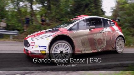 Test G.BASSO | BRC agosto 2015