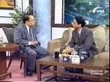 Marlo Sanchez at GMA7's Mornings at GMA with Paolo Bediones Interview. 1999
