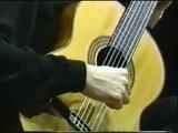Rare Guitar Video: Shin Ichi Fukuda plays JS Bach Lute Suite No.4 BWV1006a Gavotte en Rondeau