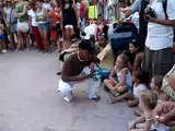 Street Capoeira - Playa del Carmen 1