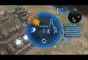 Halo Wars Xbox 360 Reactor Firebase nuke