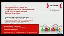 Diagnóstico sobre seguridad de la información y privacidad
