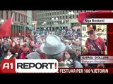 Boston, festime për 100 vjetorin shqiptarët ngrenë flamurin