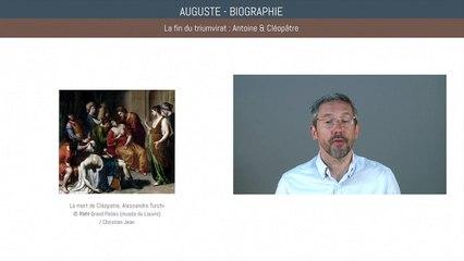La Rome d'Auguste - Biographie