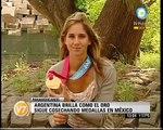 Visión Siete: Panamericanos: Argentina sigue cosechando medallas en México