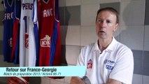 """Mémoires de coach (Episode 7): """"La Géorgie, un autre style de basket"""""""
