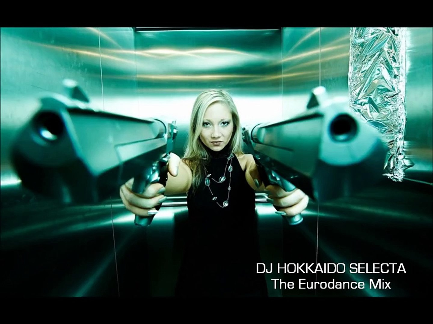 EURODANCE MIX '90/2000 (MAXI POWER MIX) THE BEST DANCE MUSIC