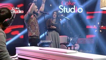 Umair Jaswal & Quratulain Balouch, Sammi Meri Waar, Coke Studio Season 8, Episode 2