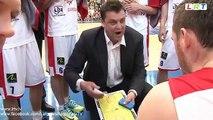 """BK """"Jēkabpils"""" uzvar BK """"Ventspils"""" """"Aldaris"""" LBL pusfināla spēlē"""