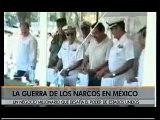 V7Inter: La guerra de los narcos en México