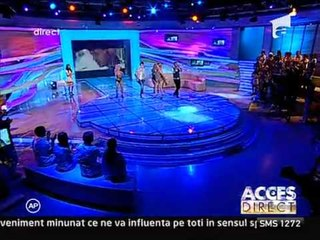 DONY @ Acces Direct ( 06.09.2011 - ANTENA 1 )