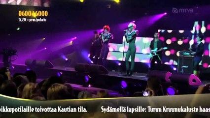 LeKidTV 28 - America Live Helsinki