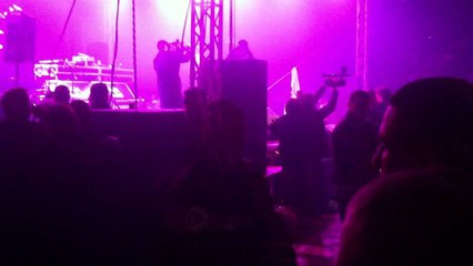 "SingullaR @ The Game Concert in Prishtina performing ""I Grew Up"""