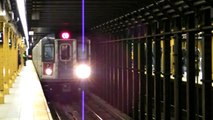 A ride on a R142 (1) Train From 34th Street Penn to 28th Street