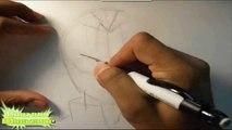 How to draw Edward Elric [Full Metall Alchemist]
