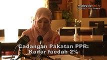 Pakatan cadangkan kadar faedah 2% untuk rumah PPR