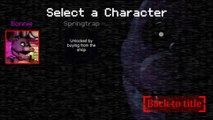 FNAF BONNIE SIMULATOR-GameJolt game :3 - video dailymotion