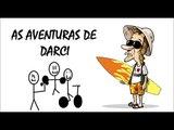 As Aventuras de Darci - na Academia