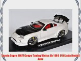 Toyota Supra MKIV Coupe Tuning Weiss Ab 1993 1/18 Jada Modell Auto