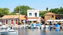 WONDERFUL MOLYVOS - LESVOS (Lesbos), Greece. Part 1: June 2009