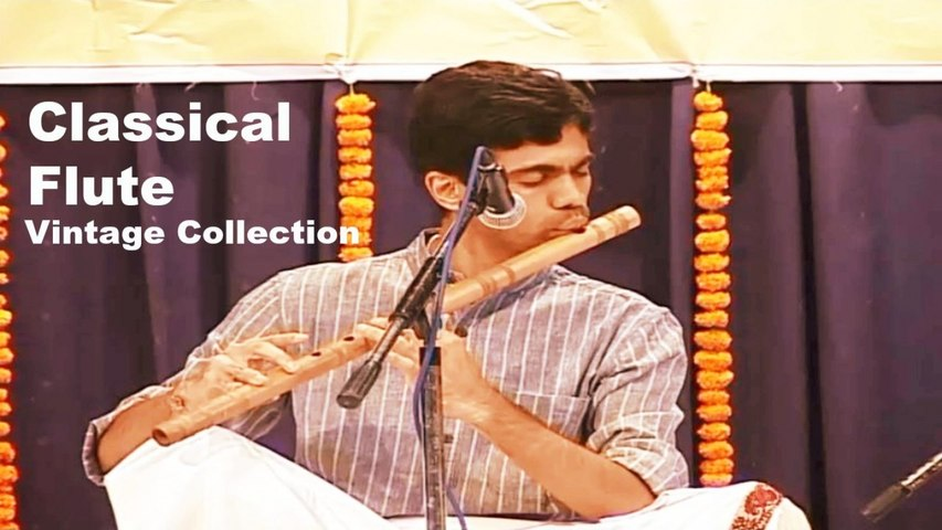 Nihar Kabinittal - Indian Classical Vocals   Flute   Vintage Classical Collection