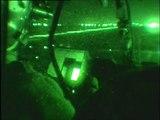 20/01/09 - Kaboul - L'hélicoptère Gazelle équipé de la caméra thermique Viviane