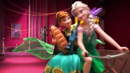 Vidéo de Une Fête givrée - La Reine des Neiges